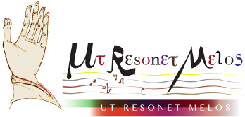 Ut Resonet Melos